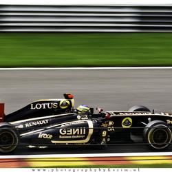 F1 - Bruno Senna