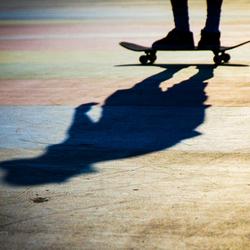 Skating Colors