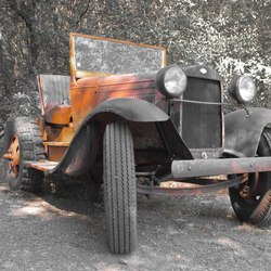 Doodlebug tractor (1) .....☺!