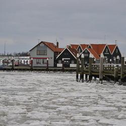 De haven van Oudeschild
