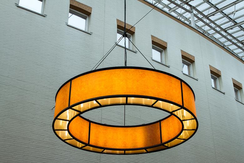 Winkelcentrum Hilversum 2 - Nu een zijaanzicht
