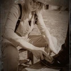 schoenenpoetser