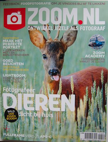 """My Deer, bedankt Zoom - Door Canon geinsta&#039;ed, NRC hooge ogen en Zoom voorpagina <img  src=""""/images/smileys/smile.png""""/> Dir ree laats nog gezien"""