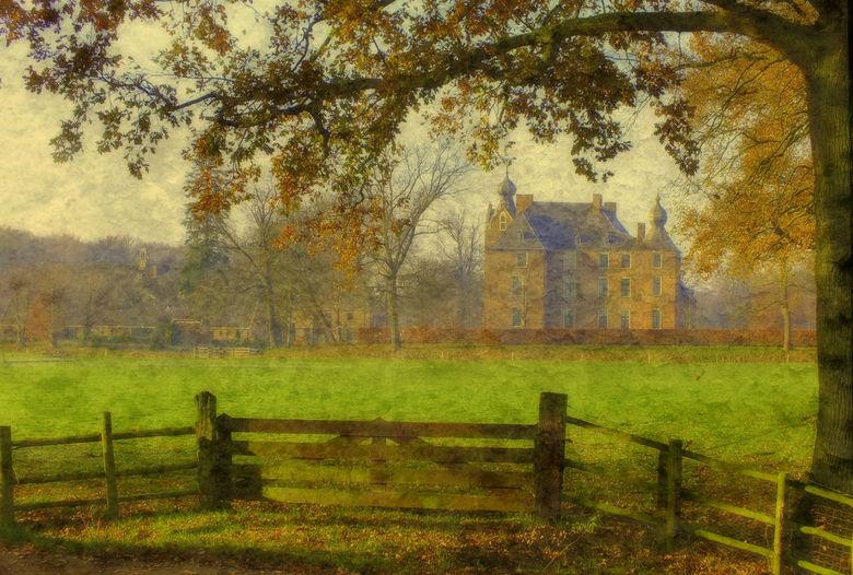 Cannenburgh-painting - Textuur