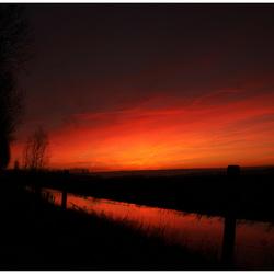 zonsopkomst Zandberg