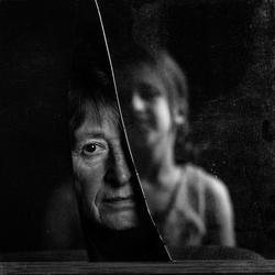 Spiegel van het verleden