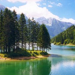 Lago de predil