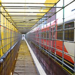 DSC_7730  Richting trein.