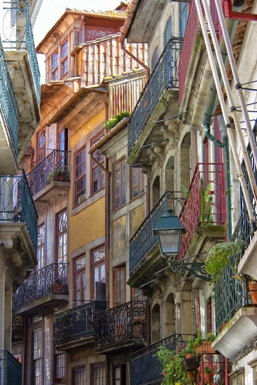 Porto, oude binnenstad