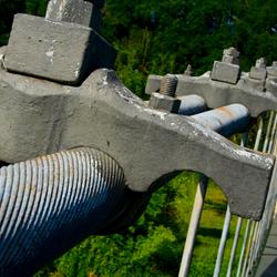 peiler van brug pryassac