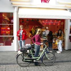 de roze buurt van Maastricht