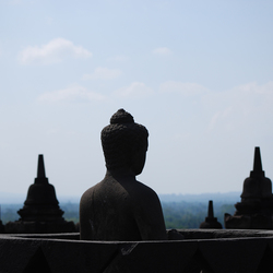 Buddha Borobudur nr2
