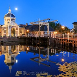 De poort naar Leiden