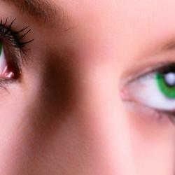 Green eye`s