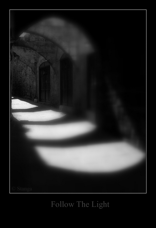 Follow The Light... - <br />
