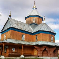 Oekraine Kerk van de Hemelvaart van de Heilige Maagd Maria
