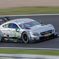 Mercedes C63 DTM - Circuit Zandvoort 2017