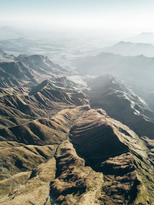Drakensberg, Zuid Afrika