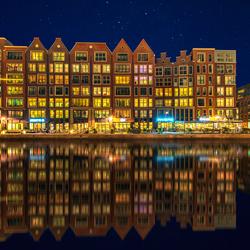 Alkmaar blue hour