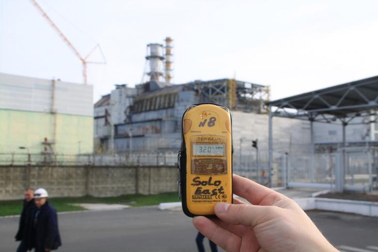 De kerncentrale van Tsjernobyl - De kerncentrale van Tsjernobyl lekt nog steeds straling...