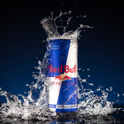 Red Bull Splash!