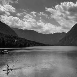 Lake Bohin