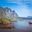 Svolvaer - Lofoten, Noorwegen