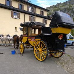 Gotthard-postkoets.