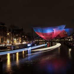 Amsterdam Light Festival - Waterlooplein