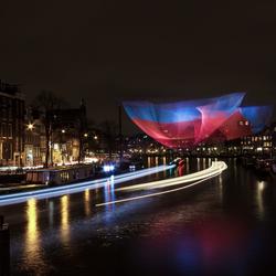 Amsterdam Light Festival - Waterlooplein