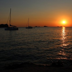 Sunset Cala Comte, Ibiza