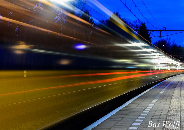 Snelheid -