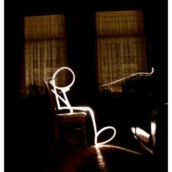 Eenzaam...