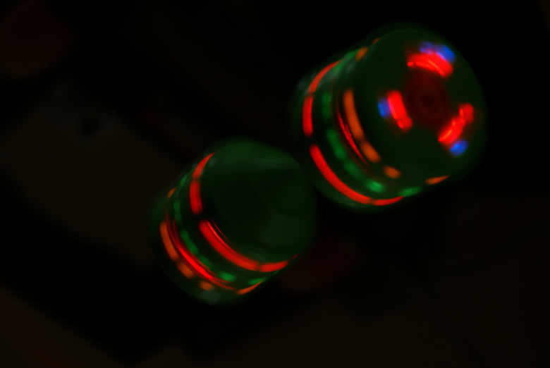Spelen met licht en snelheid overig foto van dirk49 zoom.nl