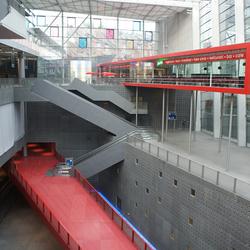 Antwerpen-Centraal nieuw deel