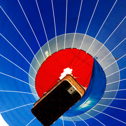 Luchtballon Dresden 1