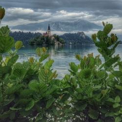 Bled, Slovenïe (iPhone)