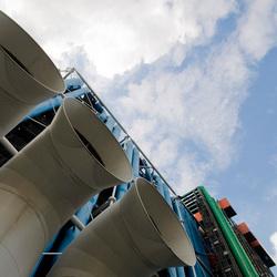 Parijs, Centre Pompidou