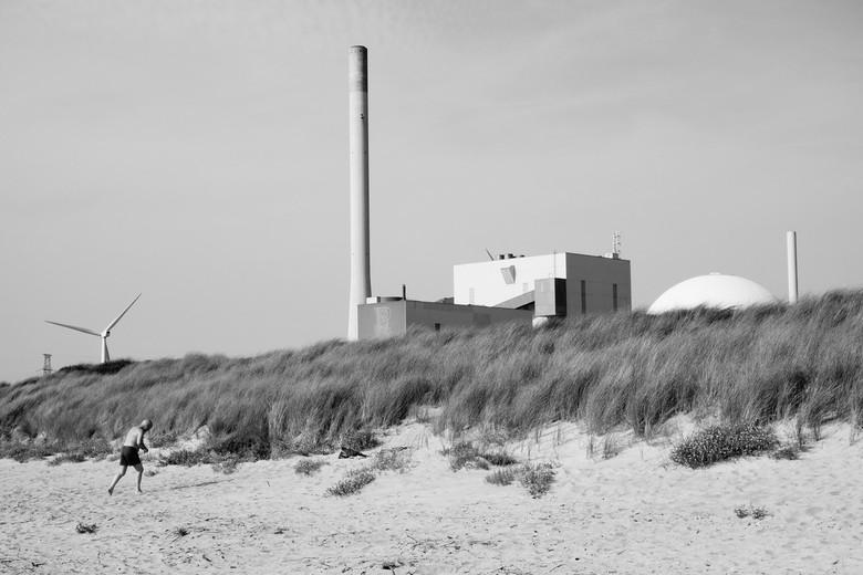 """Kerncentrale (EPZ) - Borssele - Lekker zwemmen met een puffende kerncentrale in je nek <img  src=""""/images/smileys/wilt.png""""/>."""