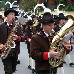 Bloemencorso Kirchdorf 2005