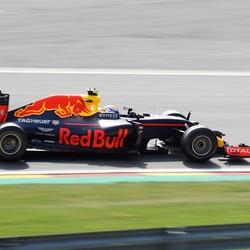 Max Verstappen 2016