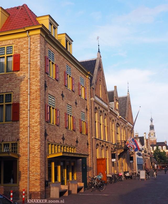 Gedempte Nieuwesloot Alkmaar