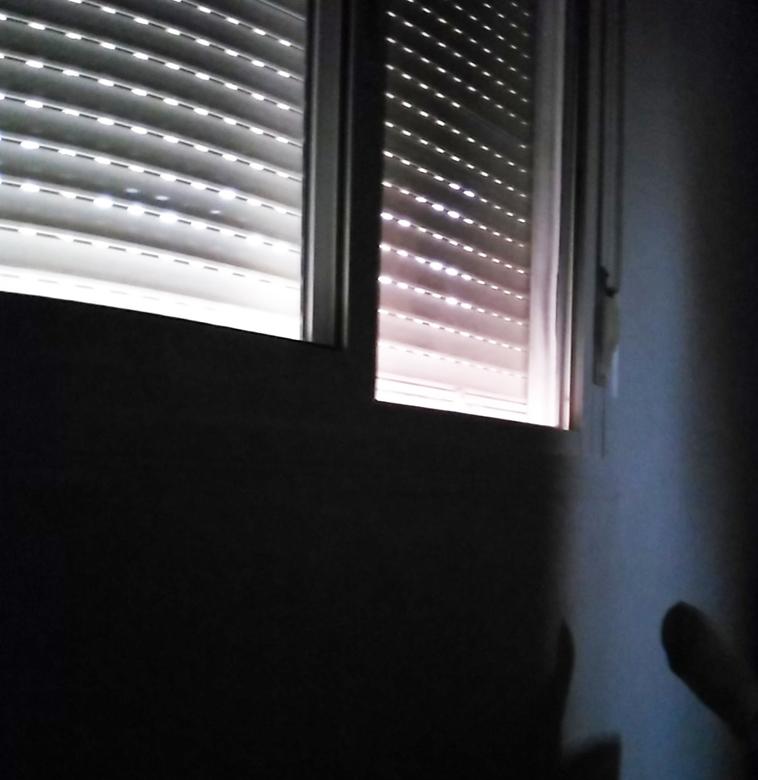 ochtendgloren - de eerste ochtenden is het bij het wakker worden even wennen. Waar ben ik? gr. Nel