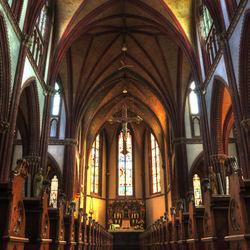HDR kerk