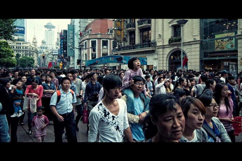 Shanghai Streets #5 - Shanghai Streets #5