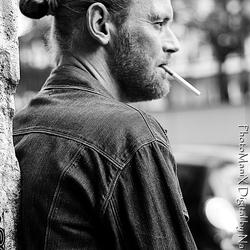 Caveman010/ Model: Patrick Van der Jagt