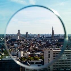 Skyline Antwerpen