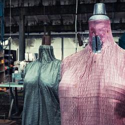 Atelier di moda.