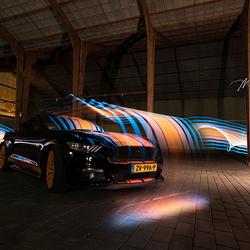 Lightpainting (Zoom Automotive One Shot)