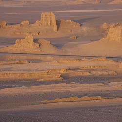 Kalut woestijn Iran